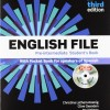 English File Pre-intermediate book